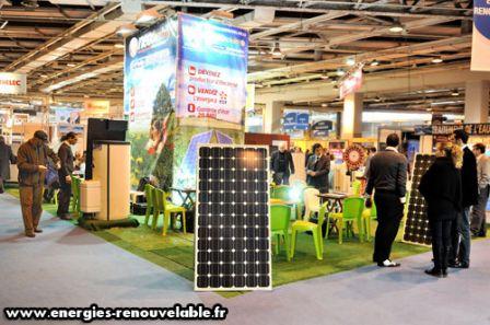 salon de l 39 agriculture 2010 energie renouvelable