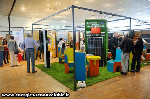 Salon chelles 2010 energie renouvelable for Salon energie renouvelable