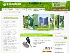 Ecologie shop