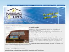 Panneau solaire Bourgogne