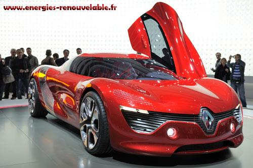 Les vehicules lectriques du salon de l 39 automobile for Salon energie renouvelable