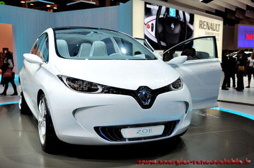 Renault Zoé Preview