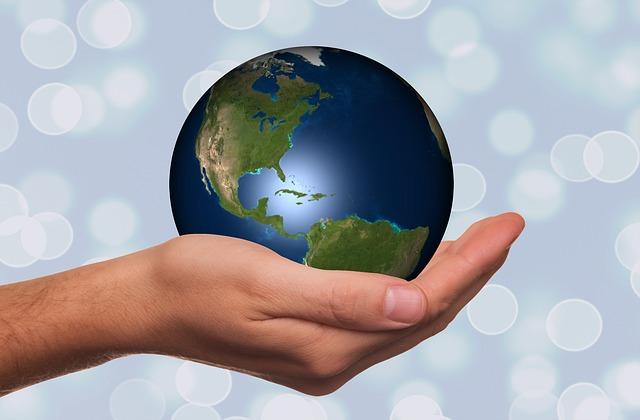 Terre et main